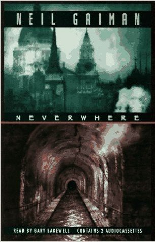 Neverwhere, Neil Gaiman AudioCassette Be familiar with By Gary Bakewell
