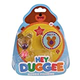 Hey Duggee Norrie Figure with Feature Badge by Hey Duggee