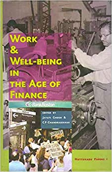 Work & Well-Being in the Age of Finance