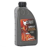 FUXTEC Zweitaktöl 1 Liter 2 Takt Öl für Benzin Motorsense Kettensäge...