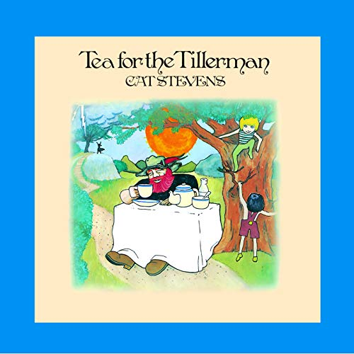 Cat Stevens Greatest Hits - Tea For The Tillerman (Remastered)