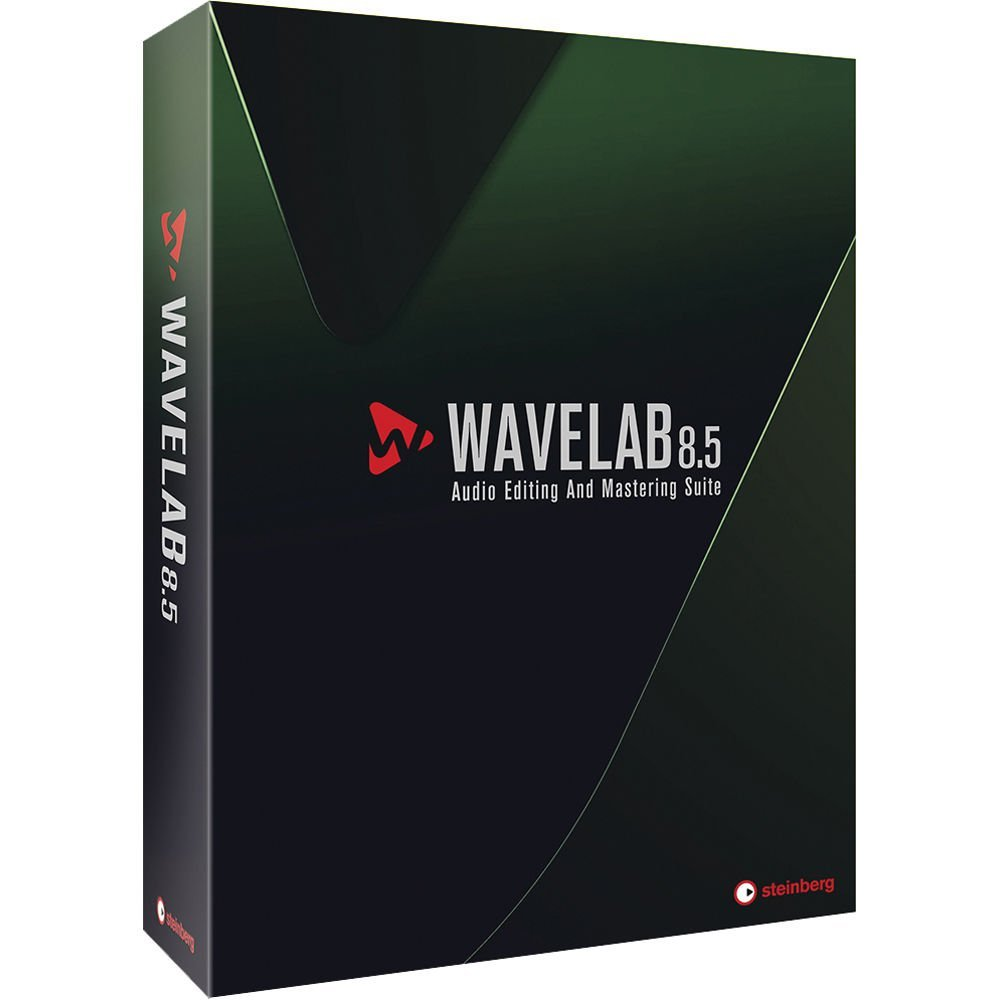 Steinberg WaveLab 8.5 Audio Mastering and Editing Software by Steinberg