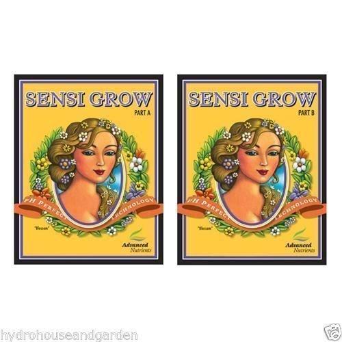 Sensi Grow Part - Advanced Nutrients Sensi Grow Part A and B Set 23 Liter/6 Gallon