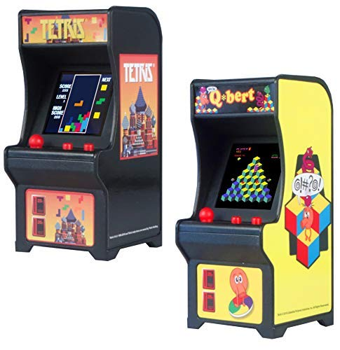 Tiny Arcade Tetris Qbert - Set of 2 for sale  Delivered anywhere in USA