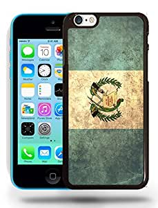 Guatemala National Vintage Flag Phone Case Cover Designs for iPhone 5C