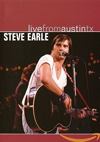 Price comparison product image Steve Earle - Live from Austin, TX