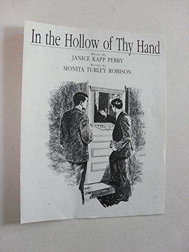 in the hollow of thy hand 1977 (music sheet) (In The Hollow Of Thy Hand Sheet Music)
