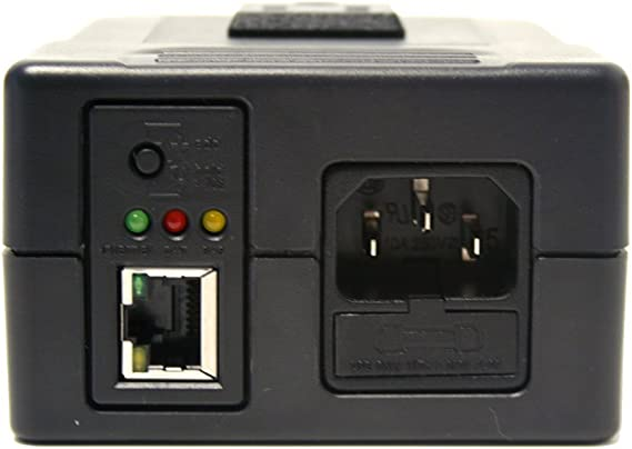 5Gstore EZ-22b Single Outlet Remote Power IP Switch App Controlled