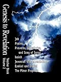 Job to Malachi: Genesis to Revelation, Vol. 2, Teacher s Edition