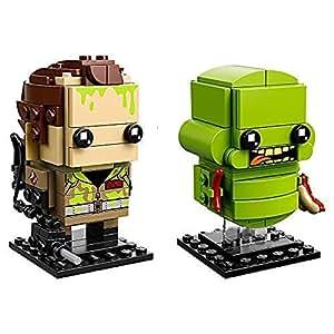 LEGO BrickHeadz - Peter Venkman y Moquete (41622)  (Exclusivo de Amazon y LEGO)