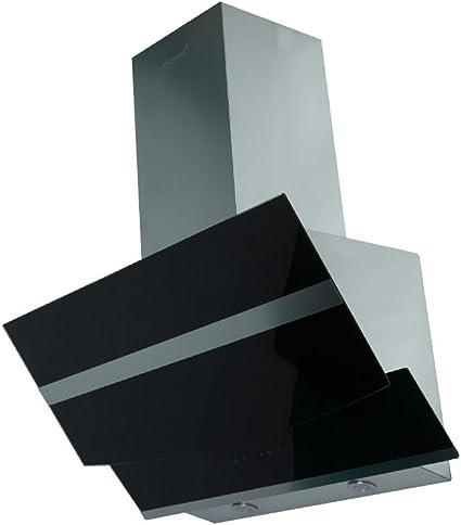 kkt Kolbe Hermes 8010tc Campana extractora/80 cm/kopffrei/pared/Negro/800 CBM/H: Amazon.es: Grandes electrodomésticos