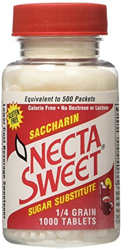 Price comparison product image Necta Sweet Sugar Sub TB .25 Gr 1000