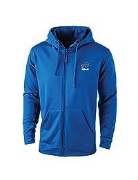 Dunbrooke Apparel NFL Adult Trophy Polyester Tech Fleece Full Zip Hoodie