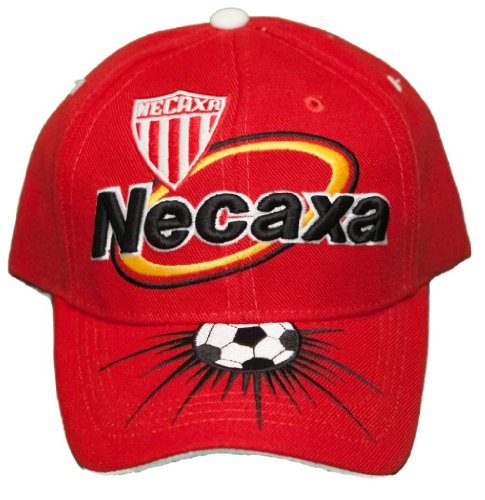 fan products of NEW!! Club Necaxa - Velcro Back Hat 3D Embroidered Cap - Rayos