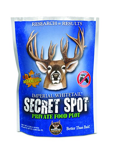 Whitetail Institute SECS4 4640-0018 Secret Fishing Equipment