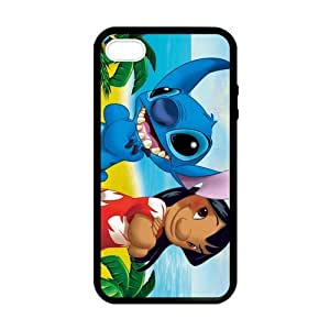 Disney Lilo And Stitch Ohana Case for iPhone 5 5s case by runtopwell