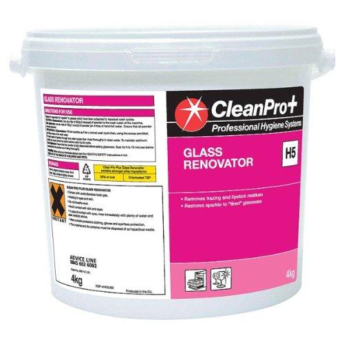 Clean Pro+ Professional Glass Renovator - 4kg