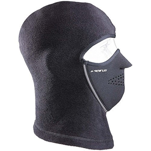 - Seirus Innovation Magnemask Combo Balaclava Headwear, Large/X-Large, Black