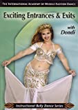 Exciting Entrances & Exits Belly Dance DVD
