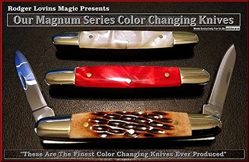 Magnum Color Changing Knife Set by Rodger Lovins - Trick