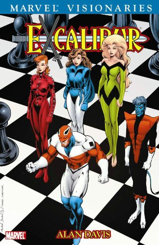 excalibur visionaries - 1