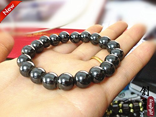 Factory direct magnetic stones bracelet magnet bracelet Men Women magnetite ball bracelet bracelets