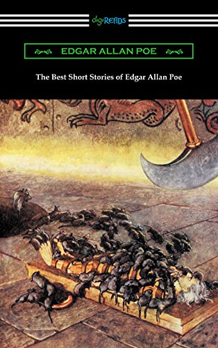 The Best Short Stories of Edgar Allan Poe (Illustrated by Harry Clarke with an Introduction by Edmund Clarence Stedman)]()