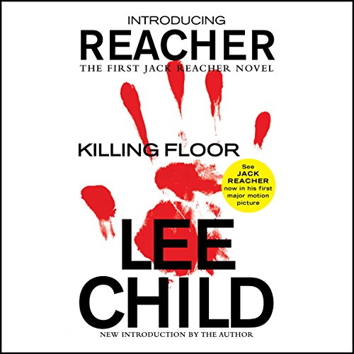 Killing Floor: A Jack Reacher Novel cover