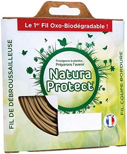 Inalámbrico Natura Protect 3 mm x 10 m. Redondo. OXO Biodegradable ...