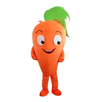 amazon vegetables carrot walking cartoon characteクリスマス