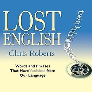 Lost English Audiobook