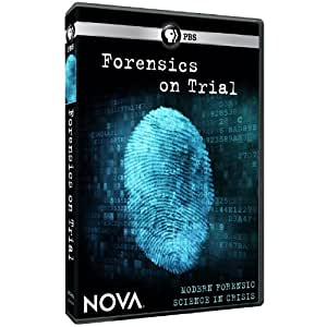Forensics on Trial [Import]
