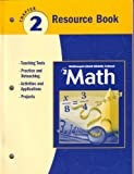 Middle School Math, Course 2, MCDOUGAL LITTEL, 0618268650