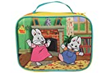 "Max & Ruby Insulated Lunch Sleeve - Reusable Heavy Duty Tote Bag w Mesh Pocket - ""At Home"""