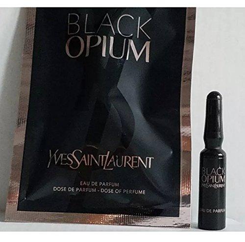 Yves Saint Laurent Black Opium, Sample Size,0.04 Ounce