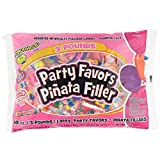 Girls Pinata Filler Candy and Toys, 3LB Bag