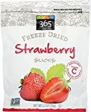365 Everyday Value, Freeze Dried Strawberry Slices, 1.2 Ounce