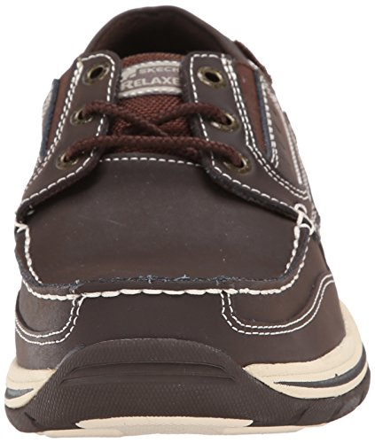 Skechers Relaxed Fit de que el hombre gembel Low Top