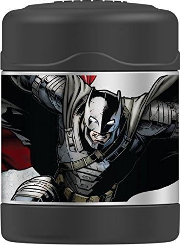 Thermos Funtainer Ounce Batman Superman