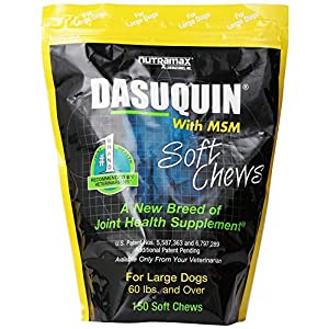 Nutramax Dasuquin with MSM Soft Chews 4