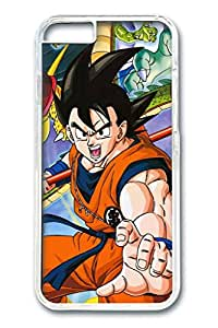 PC Hard Clear Case For iPhone 6 Plus Lastest Version Case Suit iPhone 4.7 Inch Super Hot And Ultra-thin case Easy To Operat Case Dragon Ball Z 55
