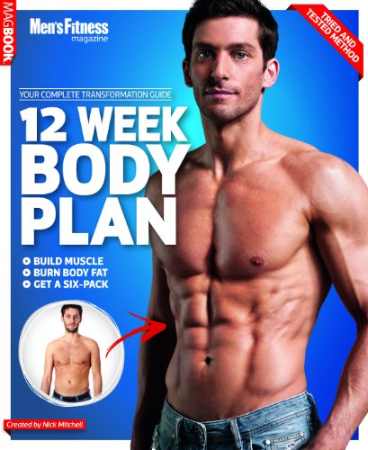 12 Week Body Plan MagBook