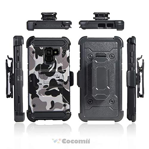 Used, Cocomii Dark Knight Armor Galaxy A8 2018 Case NEW [Heavy for sale  Delivered anywhere in Canada