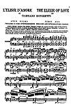 L'elisir d'amore - Vocal Score - Score