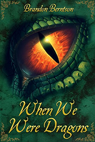 #freebooks – When We Were Dragons is Free on Amazon, a YA fantasy told from the POV of a dragon.