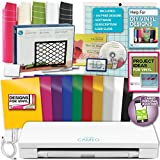Silhouette Cameo 3 Machine Bundle Vinyl Starter Kit, 12 Exclusive Vinyl designs, Vinyl, Transfer Paper-The Vinyl Lovers Starter Package!