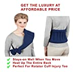 Sunny Bay Lower Back And Shoulder Joint Heat Wrap