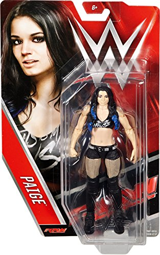 WWE Paige - WWE Series 66 Toy Wrestling Action Figure