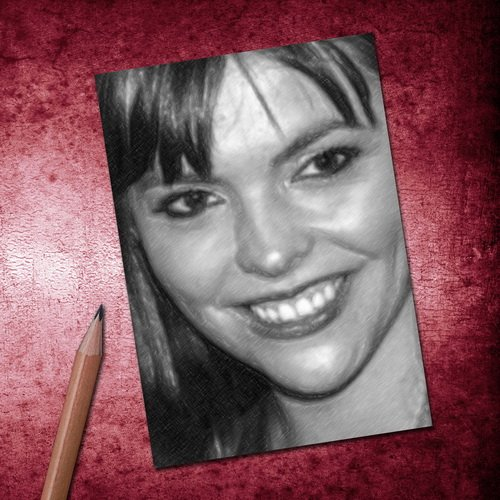 Seasons KATE FORD - ACEO Sketch Card (Signed by the Artist) #js004