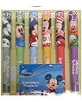 Disney Mickey Mouse Through The Years Pens 6 Pack